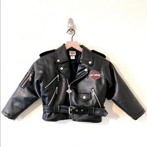 Harley Davidson Motorcycle (Biker) Jacket